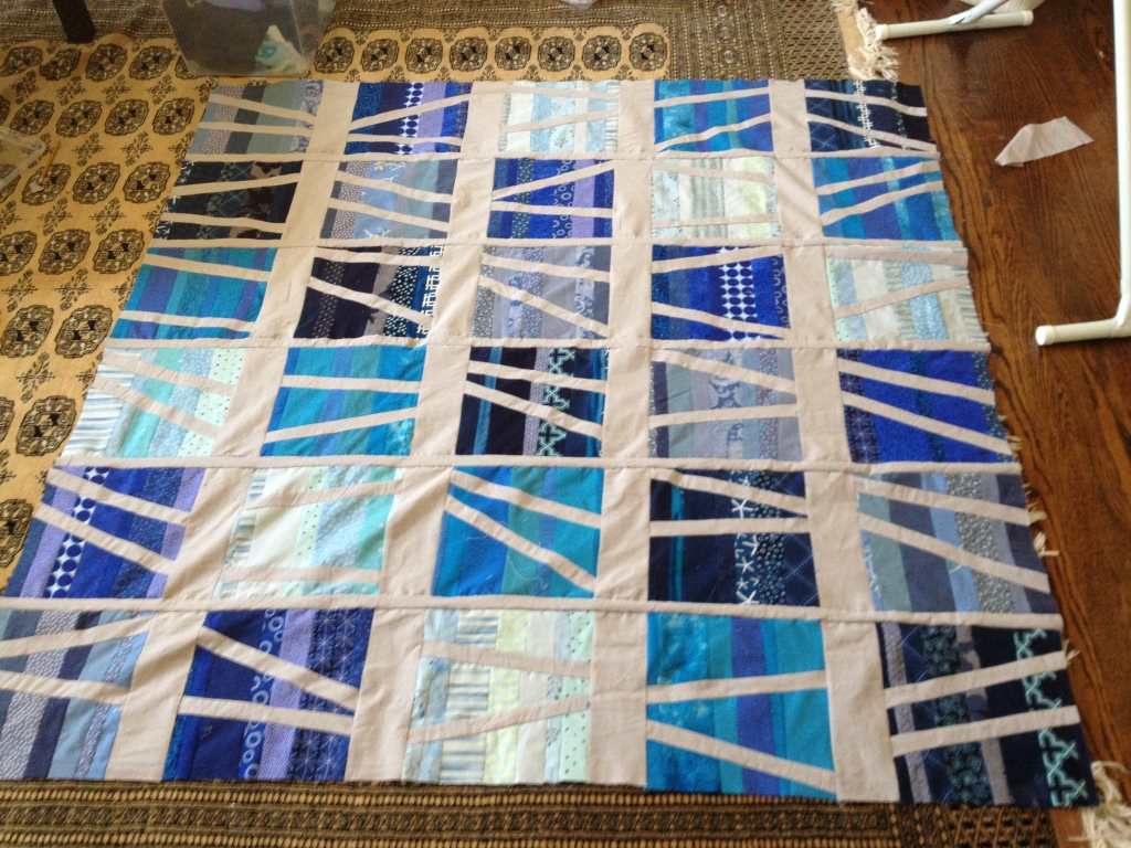 Aspen Forest Quilt from Pieced Together Quilts